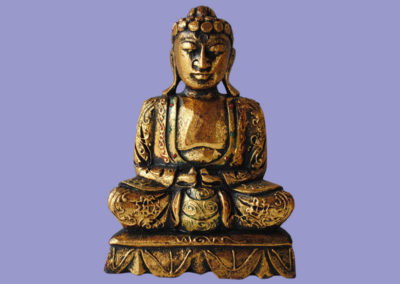 buddha-holz-goldfarben-2530cm