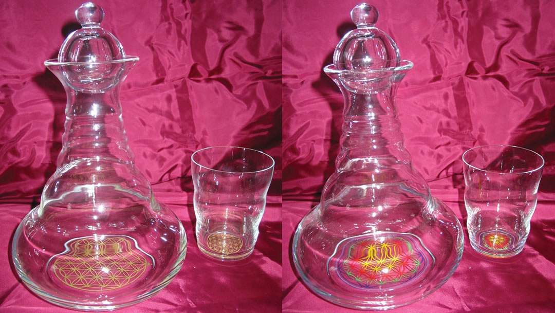 Glas Karaffen