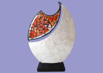 leuchte-sissy-40cm-holzsockel-cappisscheiben-u-glasmosaik