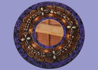 mosaikspiegel-muschel-sinar-violett-300mm