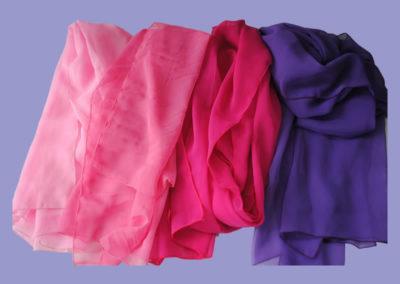 topmodische-schals-polylachs-rosa-rot-lila